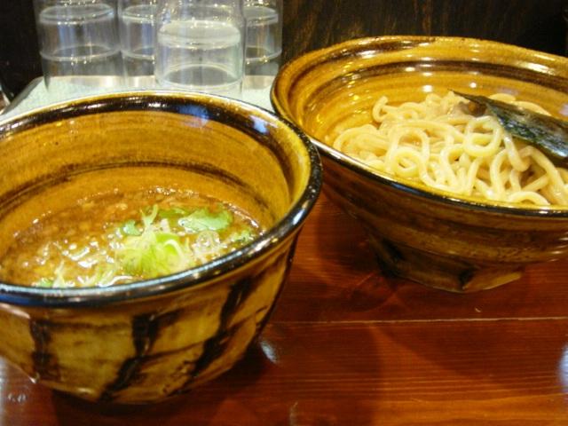 つけ麺@麺屋えん寺
