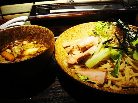 和風つけ麺@喜神