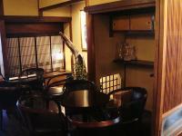 二階のバーコーナー@鉄板焼きkurosawa