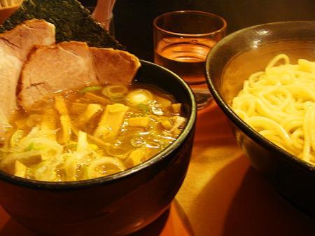 特製つけ麺@大斗