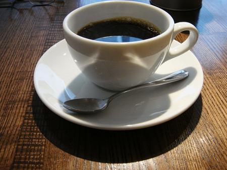 コーヒー@WINE BAR R