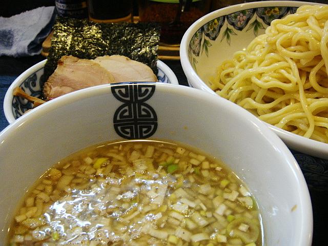 豚鴨つけ麺@多賀野