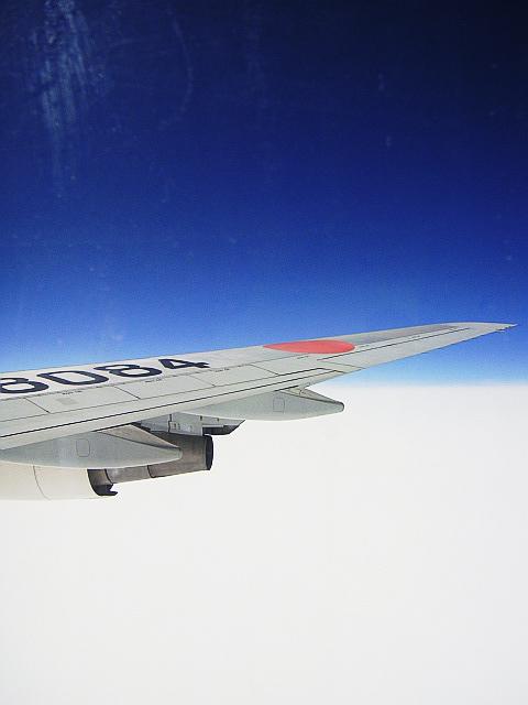 羽田空港へ@空