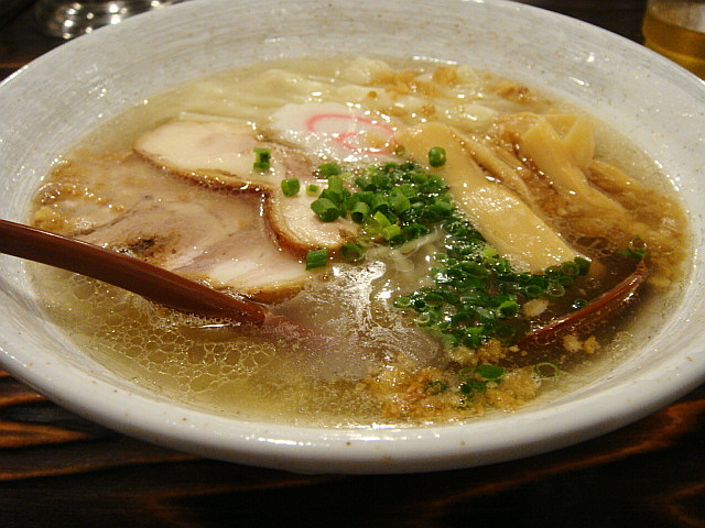 塩わんたん麺@G麺7