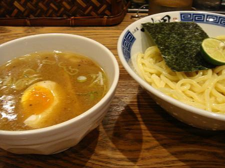 二代目つけ麺@つじ田