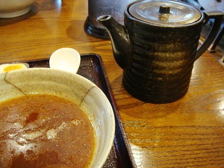 スープ割@老麺 魂