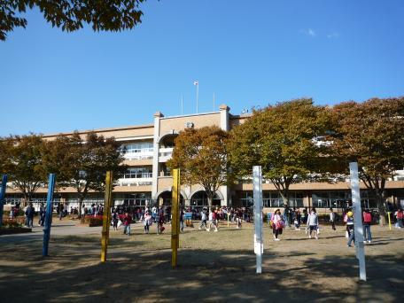 校庭20081101