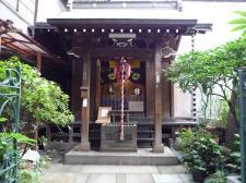 にゃんこ神社20081103
