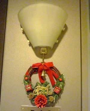 クリスマスリース20081207