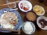 5月17日の朝御飯