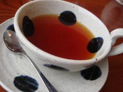 ホット紅茶