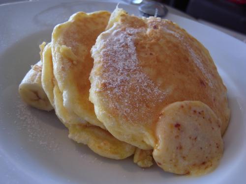 リコッタチーズパンケーキ1