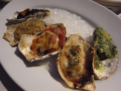 牡蠣のかわり焼き