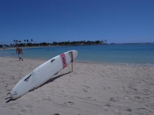 アラモアナビーチ1