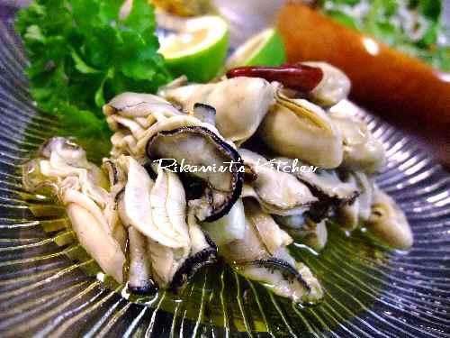 DSCF10・18牡蠣のオイル漬け2