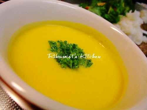 DSCF11・10カボチャのスープ