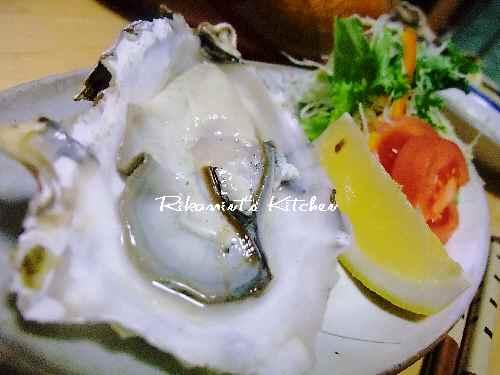 DSCF2・14殻つき牡蠣