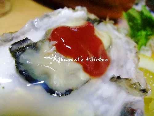 DSCF2・14ケチャップ牡蠣