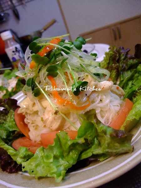DSCF6・1サラダ素麺2