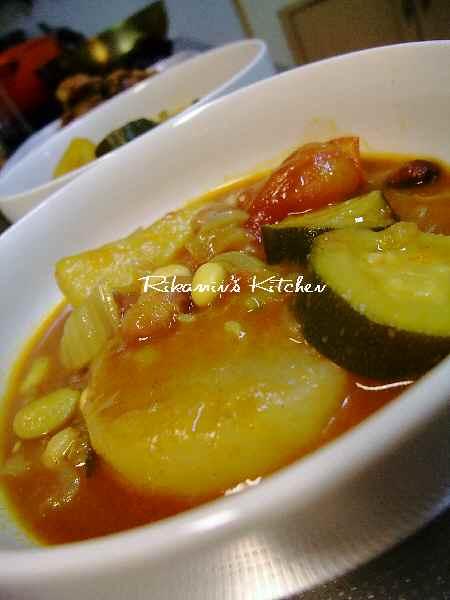 DSCF6・24野菜のトマト煮2