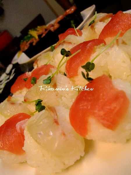 DSCF6・25手まり寿司2