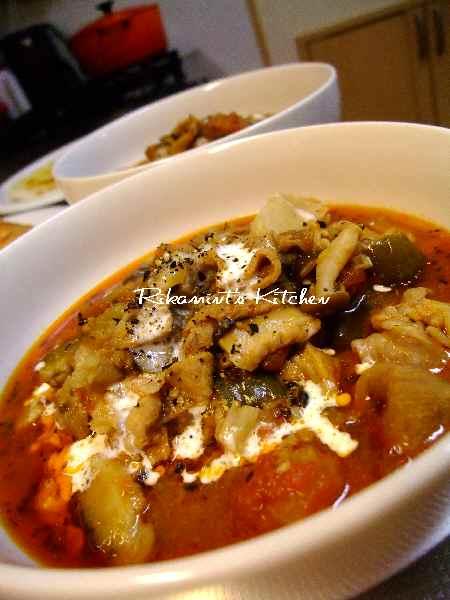 DSCF8・26豚のトマト煮2