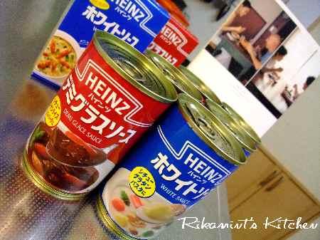 DSCF8・29ハインツ缶詰2
