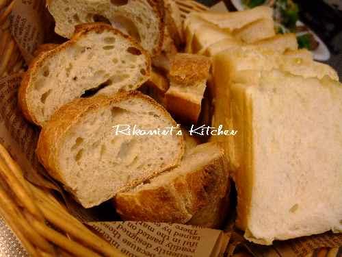 DSCF9・20本日のパン