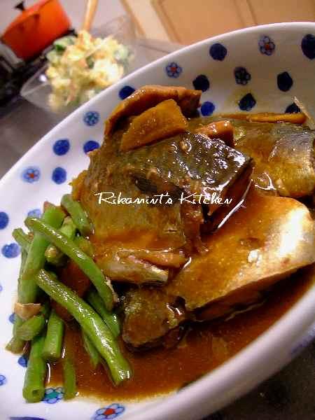 DSCF11・11鯖の味噌煮1