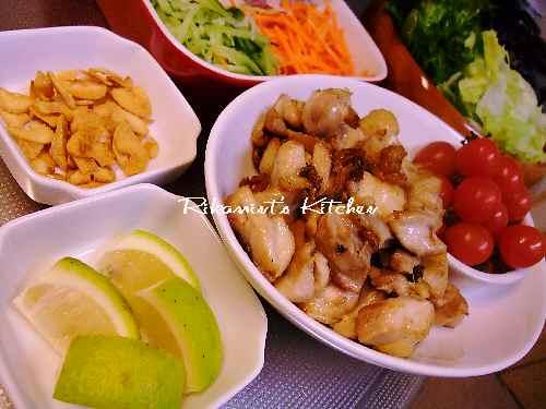 DSCF11・28夕飯