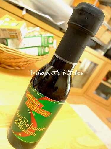 DSCF12・12バルサミコ酢