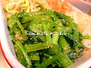 DSCF12・18小松菜