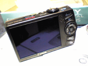 IXY920IS裏面
