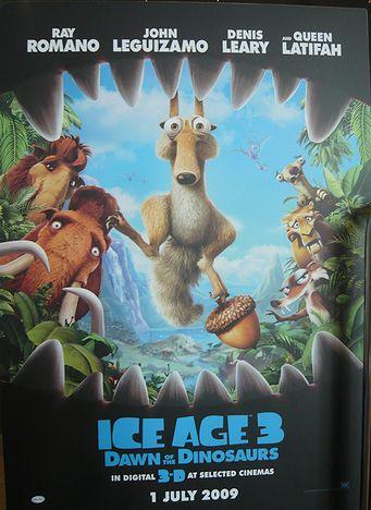 ICE AGE3