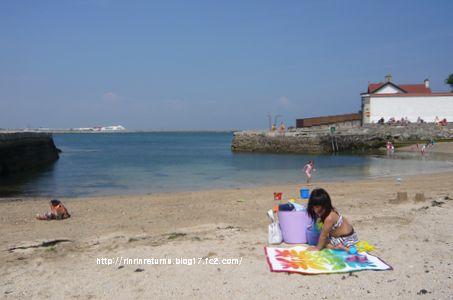 小さいビーチ