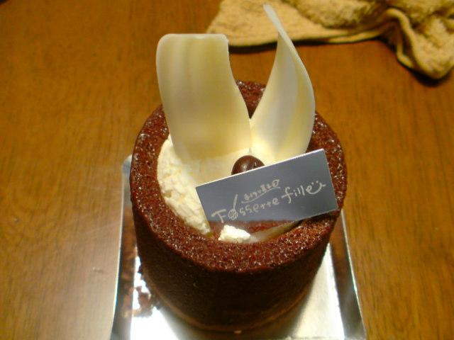 大人のケーキ