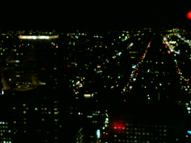 タワー 夜景