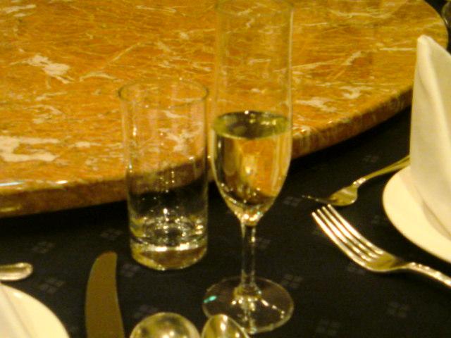 タワー シャンパン