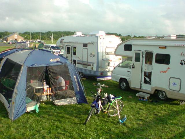 初山別キャンプ場2