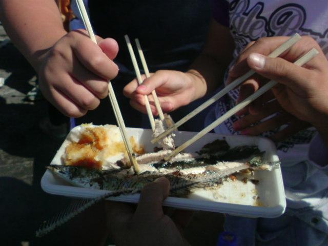サンマ祭り2