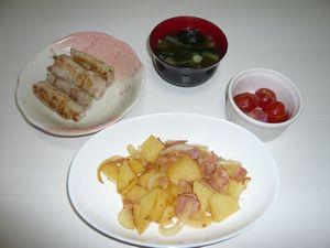 2007-8-23晩御飯