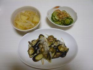 2007-8-27晩御飯