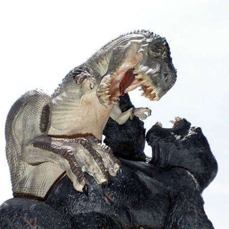 Kong VS V-Rex