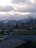 積雪前。。。