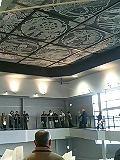 土風館天井