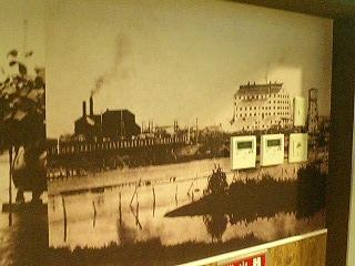 川崎製鉄と機関車