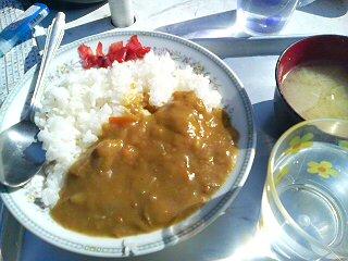 カレーライス500円