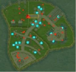 トンカ 地図 露天スペース