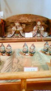 陶器人形4