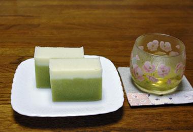 緑茶石けん3